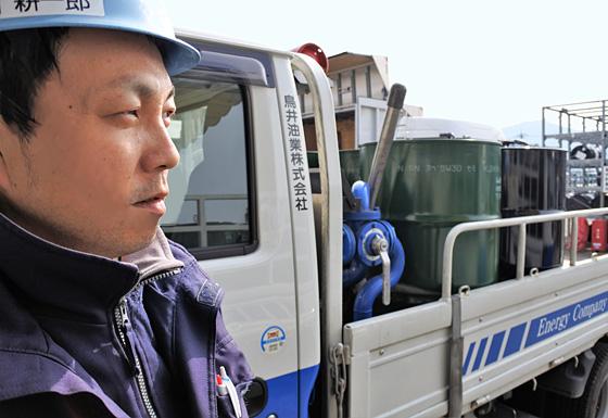 鳥井油業2
