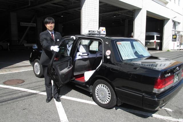 NISIKIタクシー1