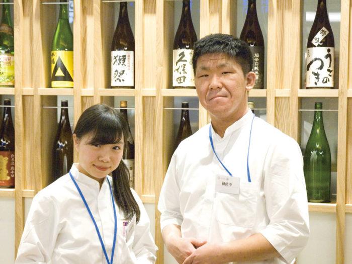 DASHIとSOBA水車 ekie広島店(パート・アルバイトホールスタッフ)