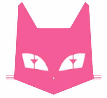 丸猫ピンク