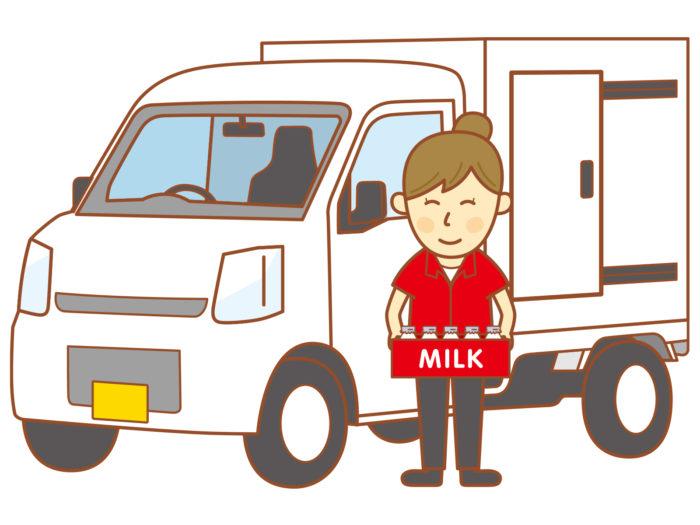 株式会社明乳まつうら 広島営業所 配達員