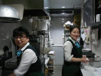 厨房スタッフアーバイン広島