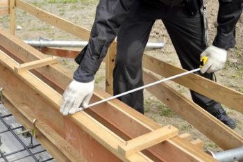 住宅基礎工事