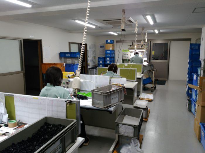 株式会社三協ゴム 楠木検査工場